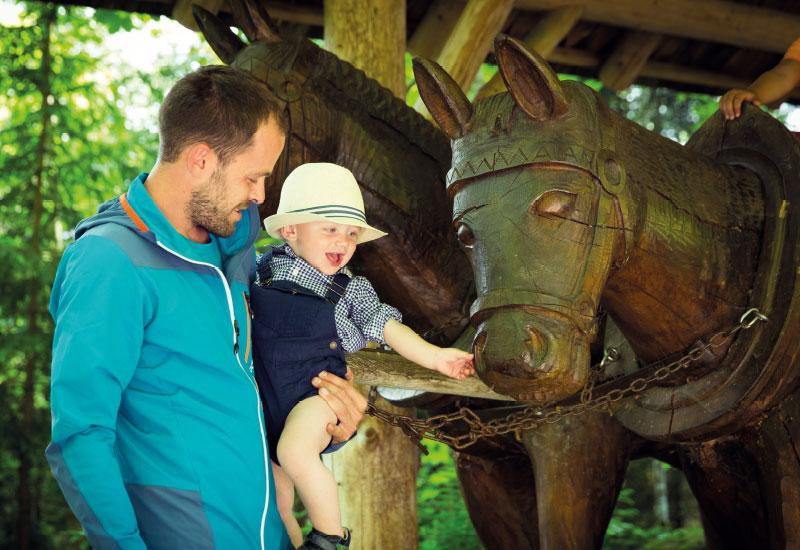 Erlebniswanderweg - Vortuna Gesundheitsresort Bad Leonfelden