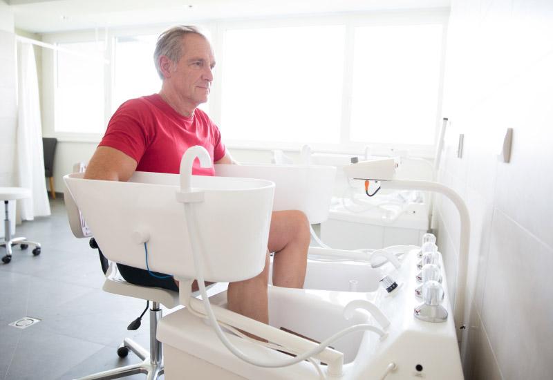 Kneipptherapie - Vortuna Gesundheitsresort Bad Leonfelden