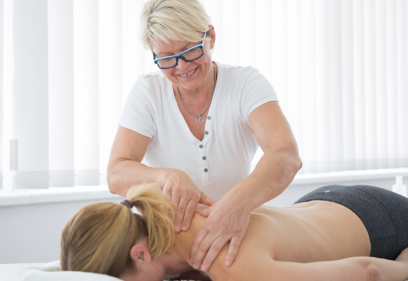 Massage - Vortuna Gesundheitsresort Bad Leonfelden