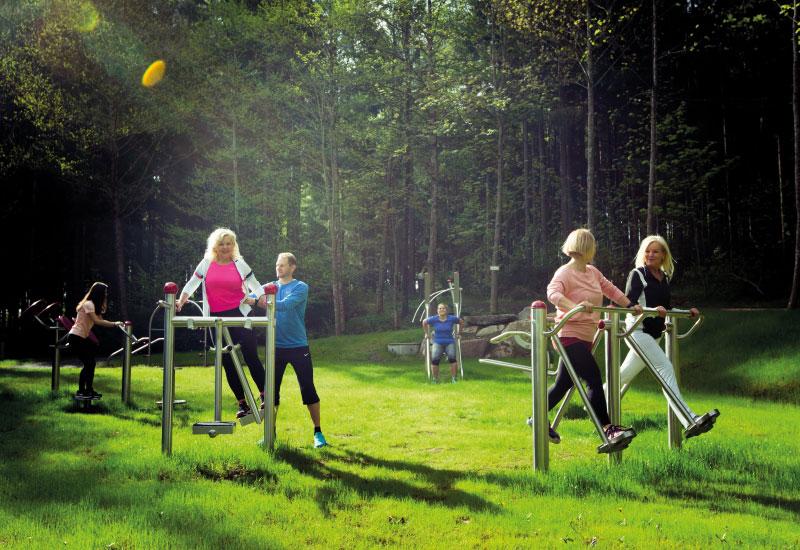 Bewegungspark - Vortuna Gesundheitsresort Bad Leonfelden