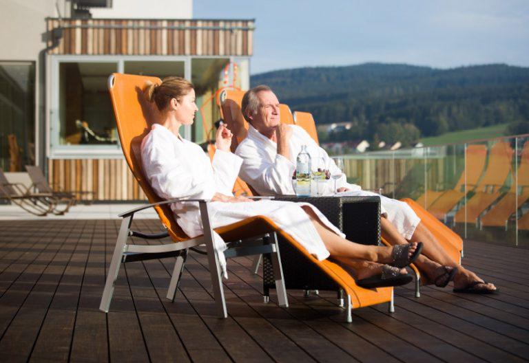 Wellness - Vortuna Gesundheitsresort Bad Leonfelden