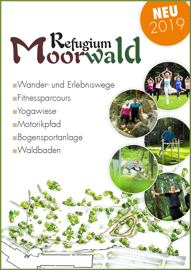 Moorwald Vortuna Gesundheitsresort Bad Leonfelden