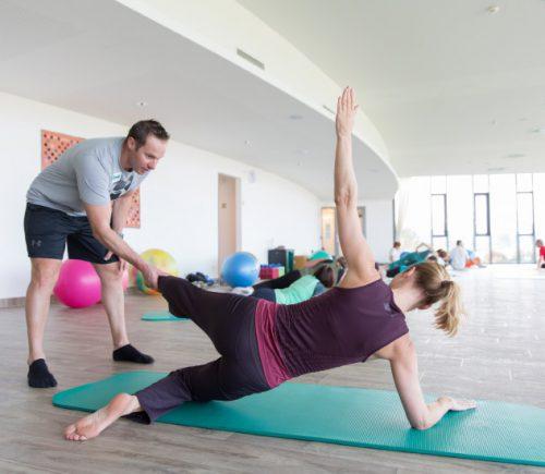 Fitness- und Bewegungstherapie - Vortuna Gesundheitsresort Bad Leonfelden