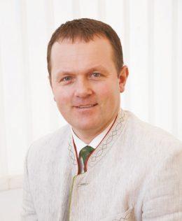 Harald Birngruber - Gastgeber im Vortuna Gesundheitsresort Bad Leonfelden